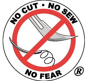 Not Cut, No Sew, No Fear